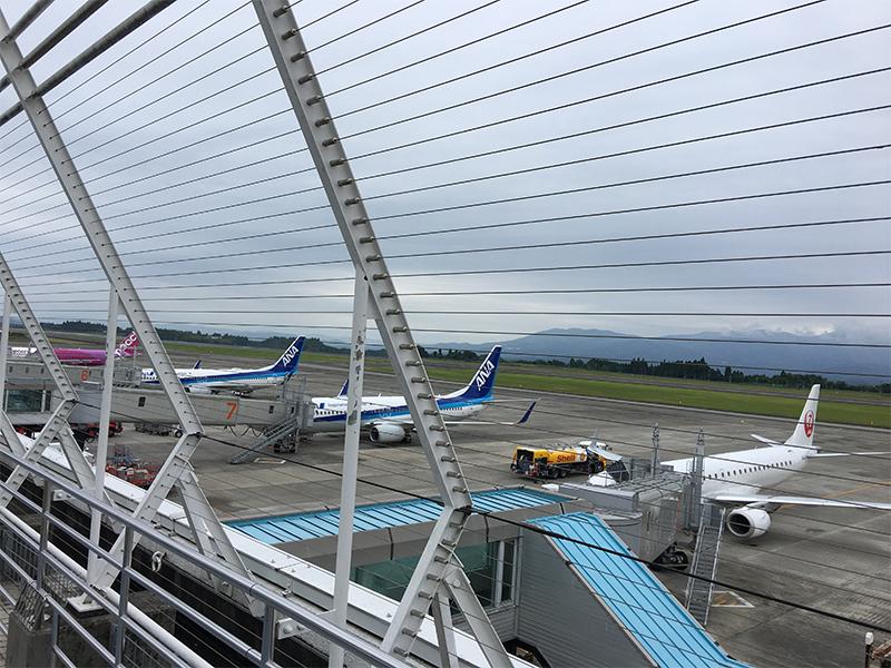 与論空港までの旅行記:鹿児島空港